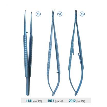 Zestaw do Mikrochirurgii Periodontologicznej wybrane narzędzia