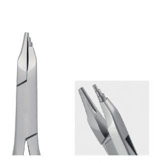 Kleszcze do formowania pętelek TWEED-Short