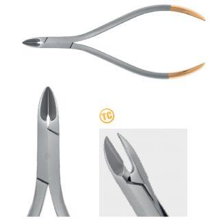 Kleszcze ortodontyczne do cięcia drutu i ligatur