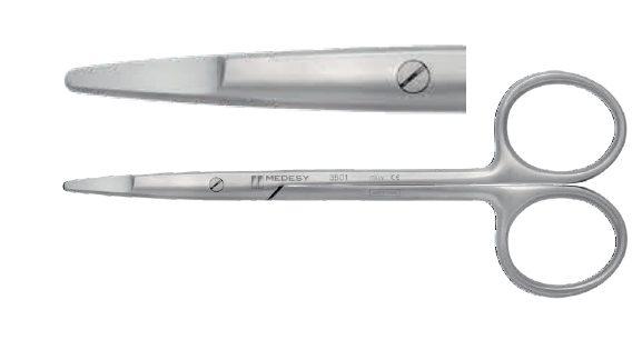 Nożyczki preparacyjne